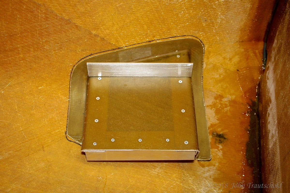 Fuselage - Battery Tray Top (1)