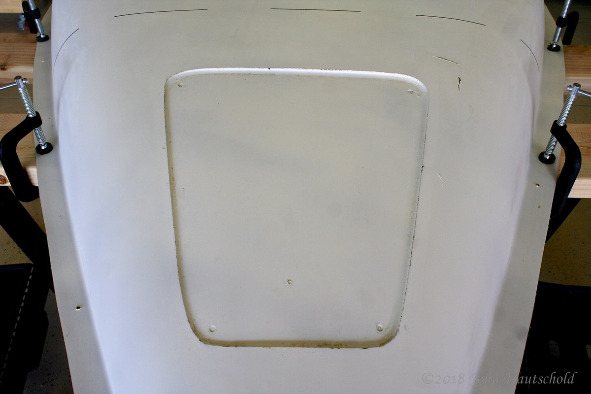 Fuselage - Front Access Cover